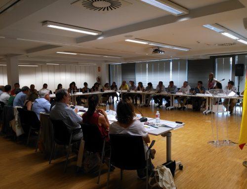Fedetcas participa en la primera reunión del Subgrupo Leader