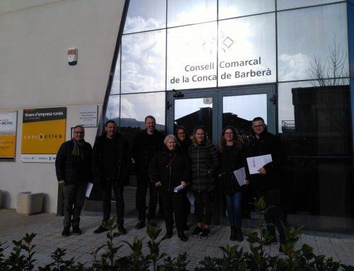 Visita intercambio buenas prácticas con GAL y GALP de Tarragona