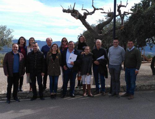 Reunión socios FEDETCAS en Vall d'Alba