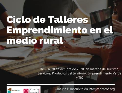 Ciclo Talleres Emprendimiento en el medio rural