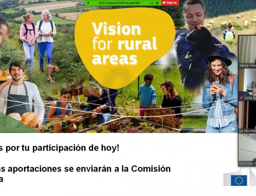 """Amplia participación en el taller """"Visión a largo plazo para zonas rurales"""""""